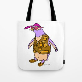 Goin' Fishin' Tote Bag