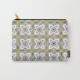 Portuguese Tiles 2 Carry-All Pouch