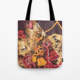 Bonds in Blood Tote Bag