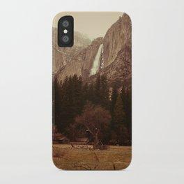 Yosemite 2 iPhone Case
