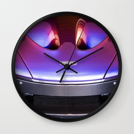 McLaren P1 - Cerberus Pearl - Nose Wall Clock