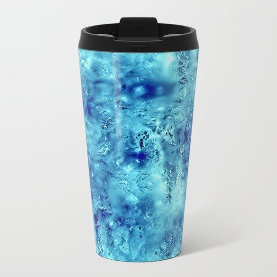 Magic glass Metal Travel Mug