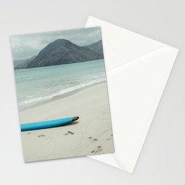 Lombok beach Stationery Cards