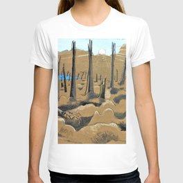 12,000pixel-500dpi - Paul Nash - Sunrise, Inverness Copse - Digital Remastered Edition T-shirt
