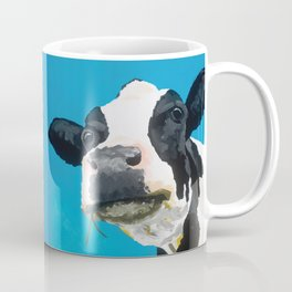 Margot the Relaxed Cow Coffee Mug