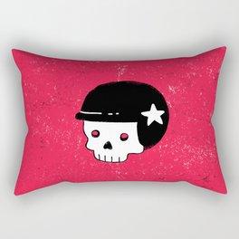 skull dude Rectangular Pillow