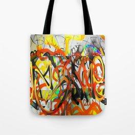 Crazy #1c Tote Bag