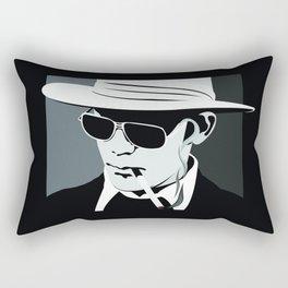 Gonzo Rectangular Pillow
