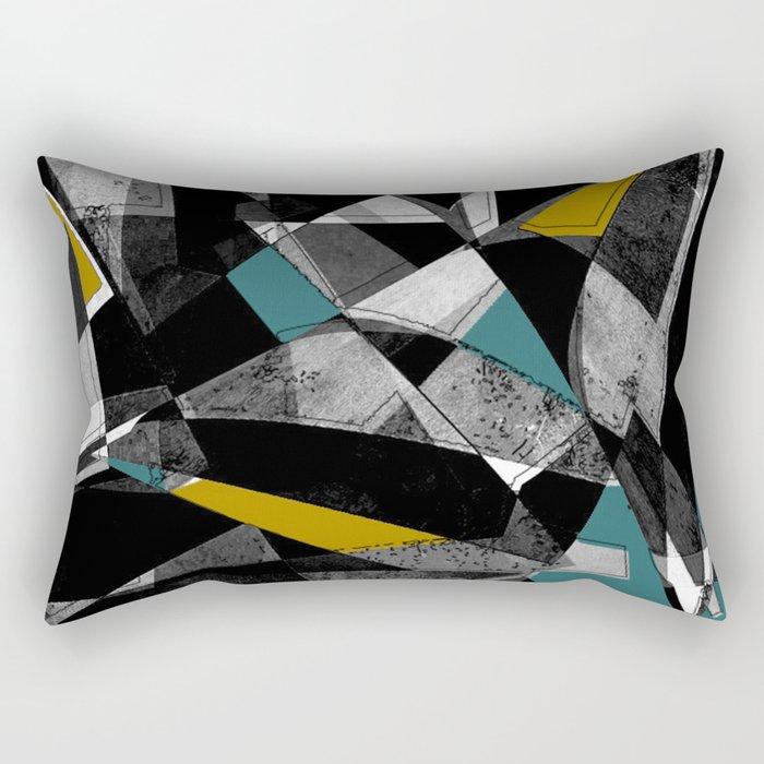 Differenz III Rectangular Pillow