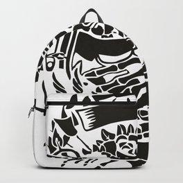 Shake Hand Backpack
