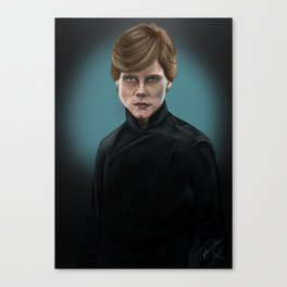Luke Canvas Print