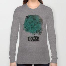 Ozzy The Dog Long Sleeve T-shirt