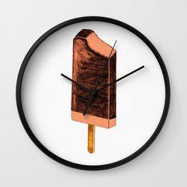 Keep Cool  (peach) Wall Clock