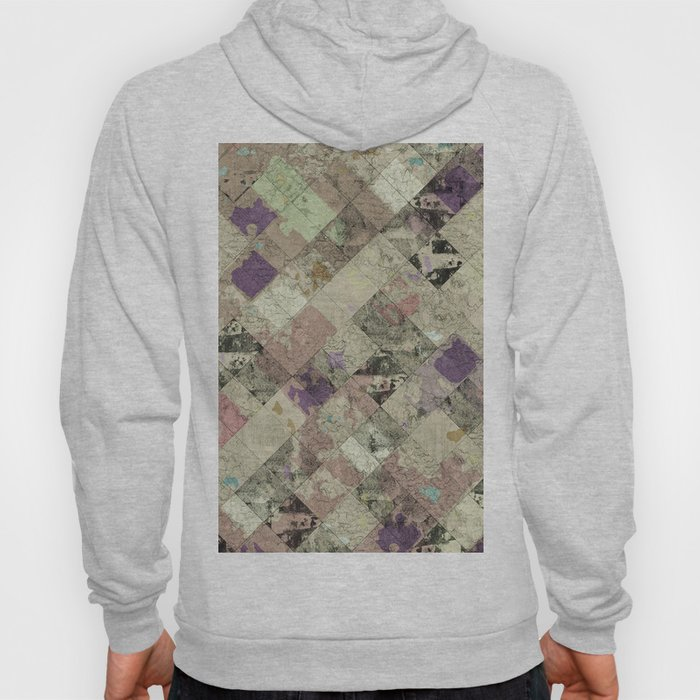 Abstract Geometric Background #25 Hoody