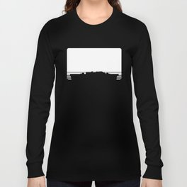 Battleship Game Piece Long Sleeve T-shirt