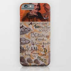 L'appetito di BALZAC Slim Case iPhone 6s