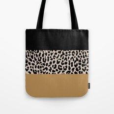 Leopard National Flag XII Tote Bag