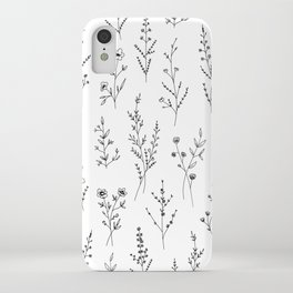 New Wildflowers iPhone Case