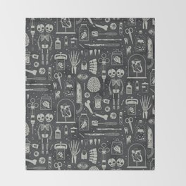 Oddities: X-ray Throw Blanket