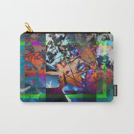 x-ray leaf Carry-All Pouch