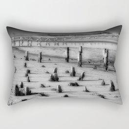 Stumps And Bumps Rectangular Pillow