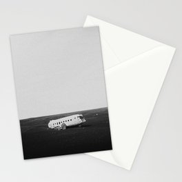 Crashed DC3 Stationery Cards