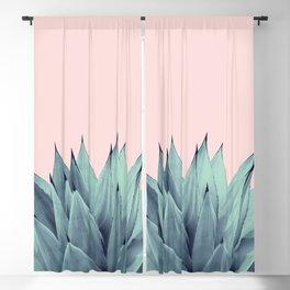 Agave Vibes #12 #tropical #decor #art #society6 Blackout Curtain