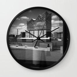 reflections II Wall Clock