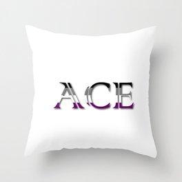 ACE Throw Pillow