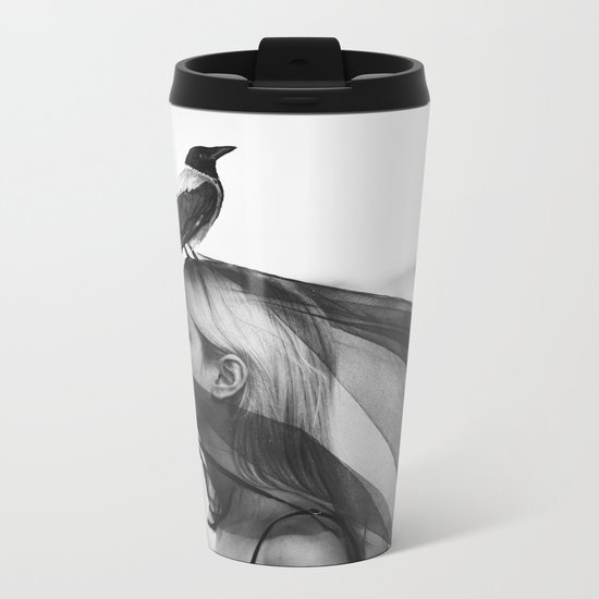 Guardian Metal Travel Mug