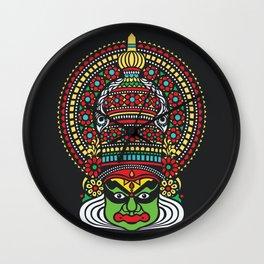 kathakali Wall Clock
