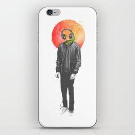 Wireless iPhone Skin