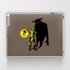The Hero's Lantern Laptop & iPad Skin