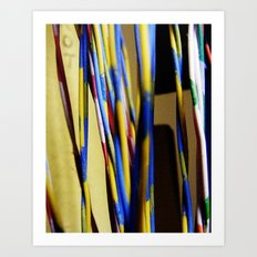 wired2 Art Print