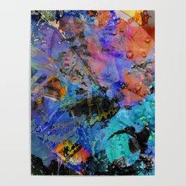Color Mingle Poster