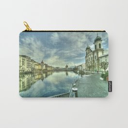 Lucerne Jesuit Church Carry-All Pouch