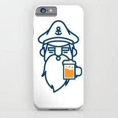 beard & beer  Slim Case iPhone 6