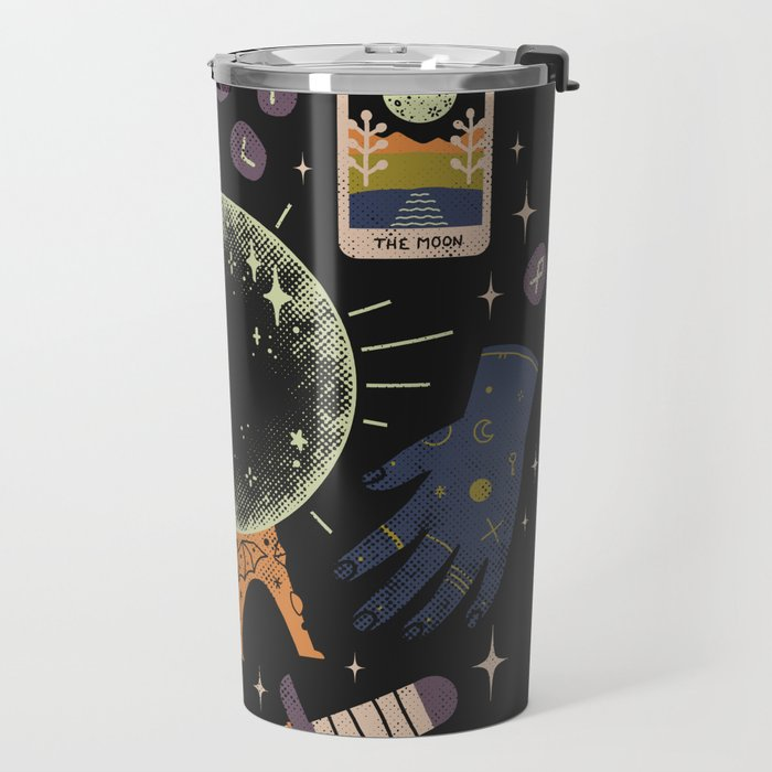 I See Your Future Travel Mug