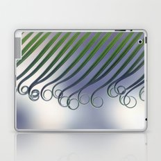 Cycas - leaf born 2664 Laptop & iPad Skin