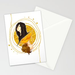The Shadow of a Broken Dream Stationery Cards