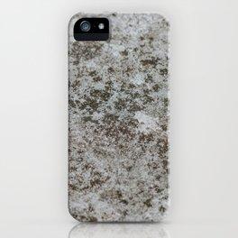 grey, wall, matter iPhone Case
