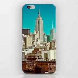 This Was Midtown Manhattan iPhone Skin