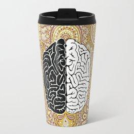 Big Brain ! Travel Mug