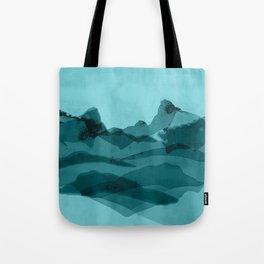 Mountain X 0.1 Tote Bag
