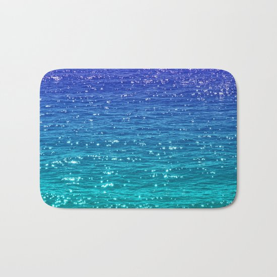 SEA SPARKLE Bath Mat