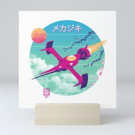Vapor Swordfish Mini Art Print