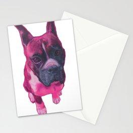Pink Franklin Stationery Cards