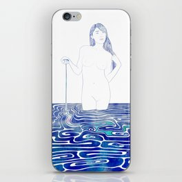 Water Nymph XC iPhone Skin
