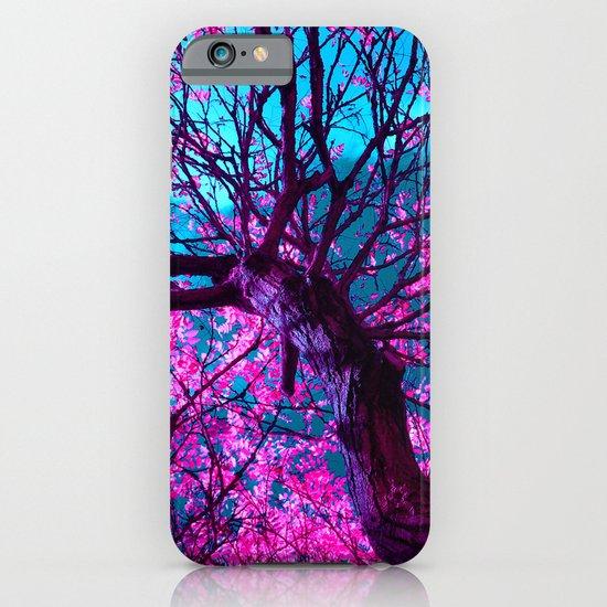 purple tree XII iPhone & iPod Case