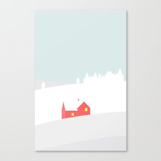 HUS No.01 Canvas Print